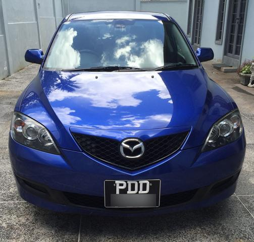 2008 mazda 3 hatchback trinidad cars for sale. Black Bedroom Furniture Sets. Home Design Ideas