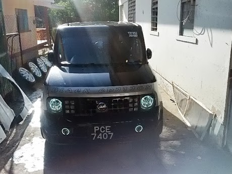Img on Nissan Cube Fuel System