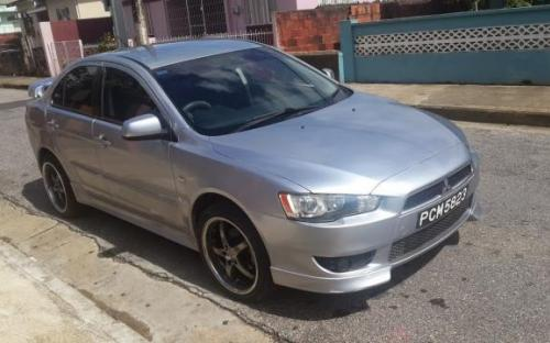 2009 mitsubishi lancer trinidad cars for sale. Black Bedroom Furniture Sets. Home Design Ideas