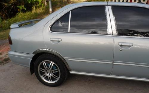 1998 Nissan B14 Trinidad Cars For Sale Triniautomart Com